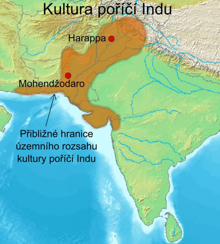 Kultura poříčí Indu
