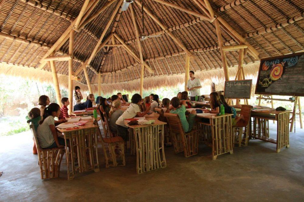 Bambusová třída