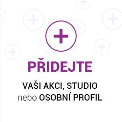 pridej akci, studio, profil