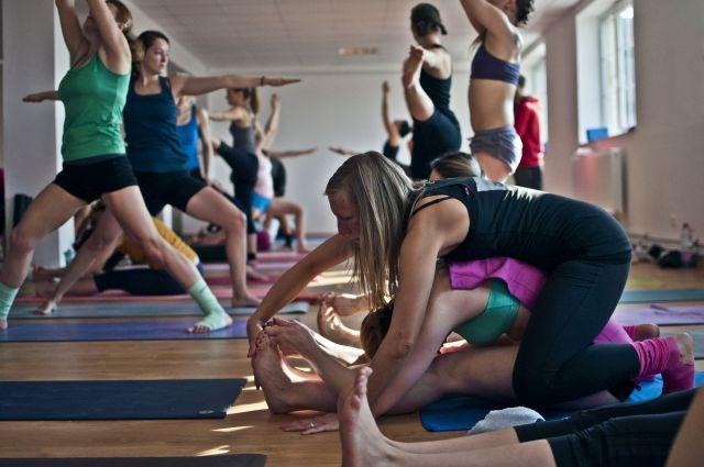 ashtanaga joga