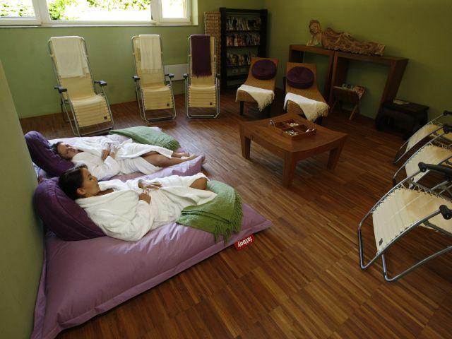 Relaxační prostory Resort Svatá Kateřina