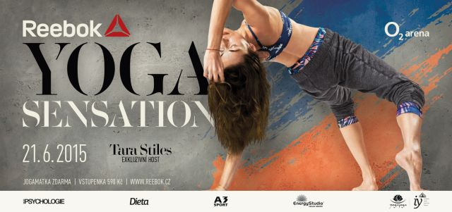 Reebok Yoga Sensation Tara Stiles