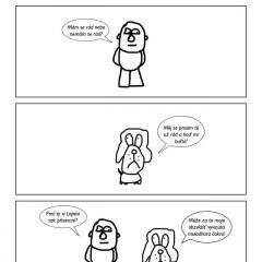 jóga komiks