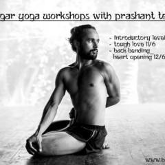 prashant tewatia iyengar yoga