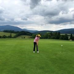 joga pro golfisty