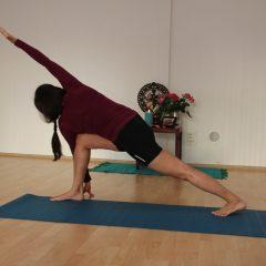 Iyengar Yoga Teacher Bhavna Rani