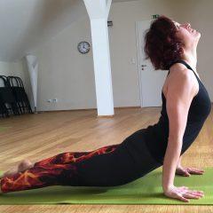 Marie Fryčová Iyengar Yoga Teacher