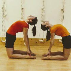 joga yoga iyengar anjali