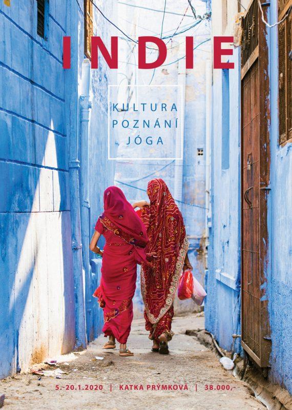 Jóga v Indii, barevná Indie, jóga v ášramu, Yoga4everybody, poznávací zájezd, Katka Prýmková