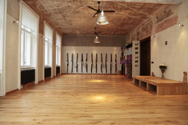 Yogajoga_velký sál