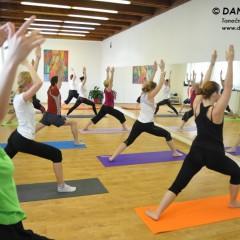 Ashtanga Vinyasa Yoga v Dancers' Clubu na Žižkově