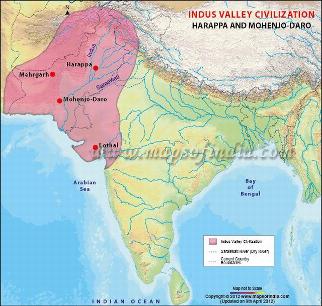 Civilizace údolí Indu