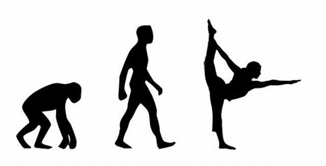 evoluce jógy