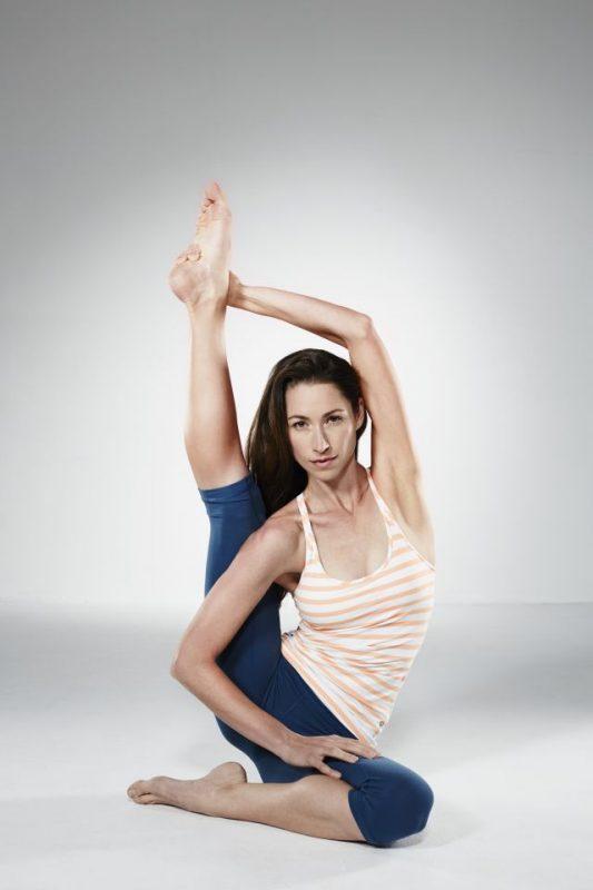 Tara Stiles Reebok Yoga Sensation