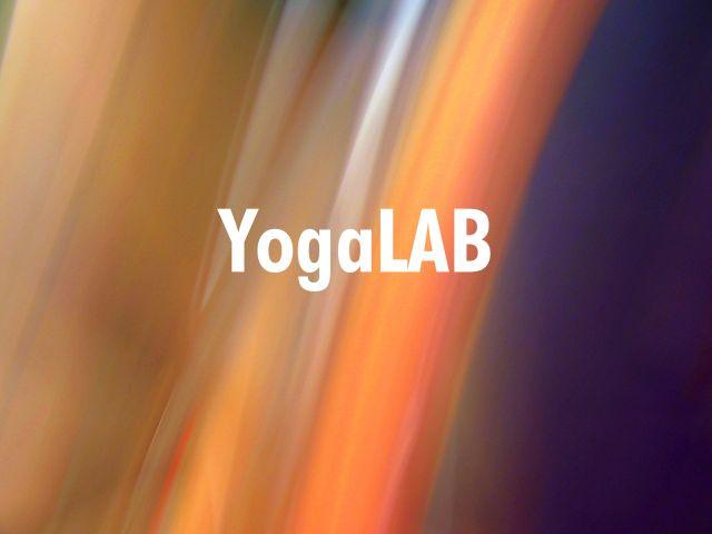 jógová laboratoř