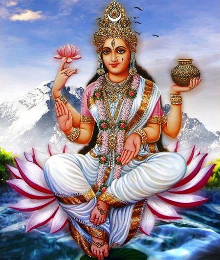 Bohyně Ganga