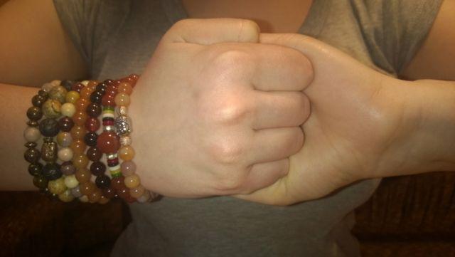 finger yoga - joga prstu 2