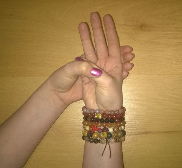 finger yoga - joga prstu
