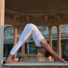 Helena Kubrychtova Bartova Intermediate Senior II Iyengar Yoga Teacher