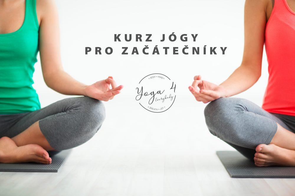 Kurz jógy pro začátečníky v centru, Praha 1